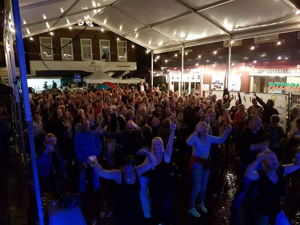 Enthousiast publiek, 2-8-2016